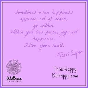Terri Lynn's happy Talk